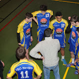 Moins de 16 masculins 1 contre Sud Côte-d'Or (18-01-14)
