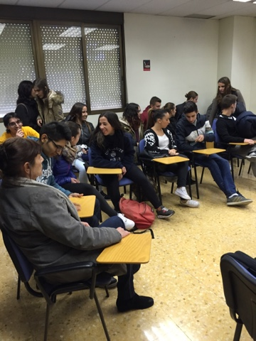 Xavier fp blog visita al centro de transfusiones de valencia for Aula virtual fp valencia