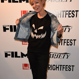 OIC - ENTSIMAGES.COM - Axelle Carolyn at the Film4 Frightfest on Monday   of  Tales of Halloween UK Film Premiere at the Vue West End in London on the 31st  August 2015. Photo Mobis Photos/OIC 0203 174 1069
