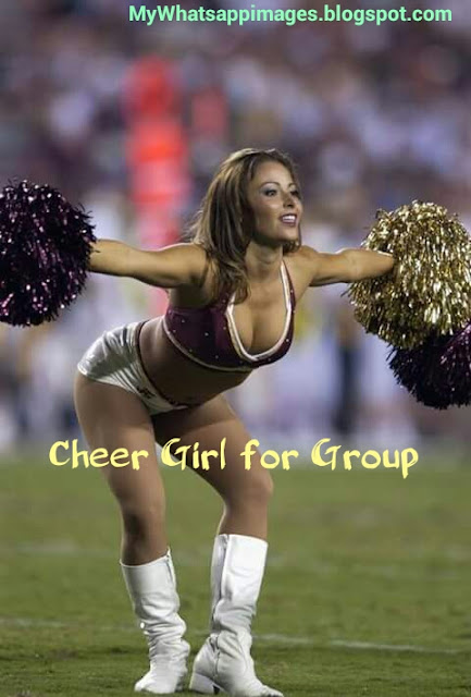 Cheer Girl For Group