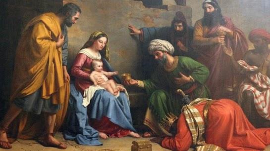 Thiên Chúa, một huyền nhiệm (Lễ Hiển Linh)