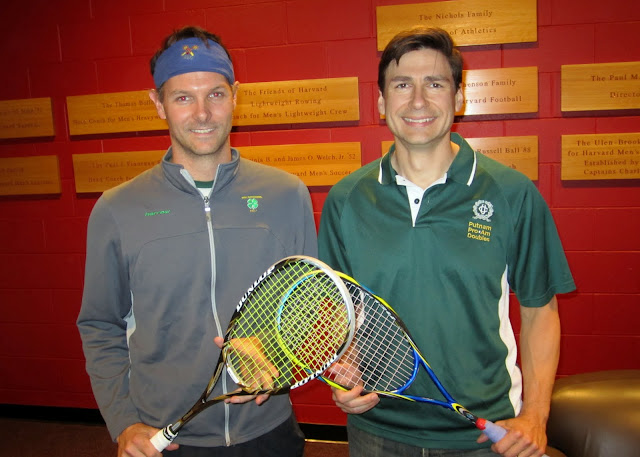 Men's 35+: Finalist - David R. Tedeschi (Tennis & Racquet Club); Champion - Andrew Matuch (University Club)