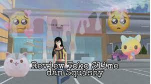ID Toko Squisy di Sakura School Simulator Dapatkan Disini