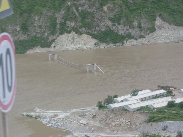 conséquence du nouveau barrage...