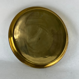 This Co. NEW Brass Tray