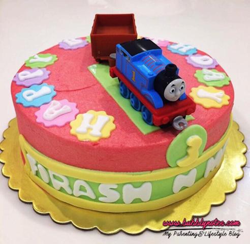Thomas and Friends Berpisah Tiada! 11