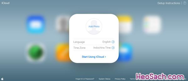 Hình 6 - Cách tìm điện thoại iPhone bị mất với Find My iPhone