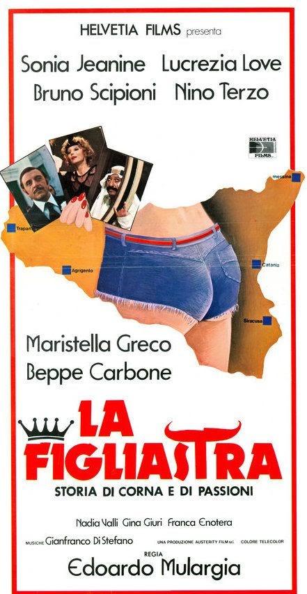 La figliastra (Storia di corna e di passione) (1976)