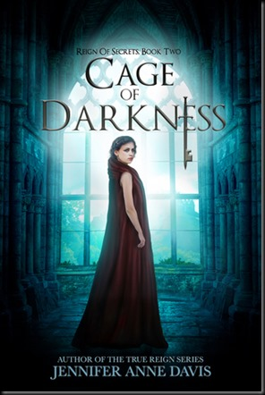 Cage of Darkness  (Reign of Secrets #2)