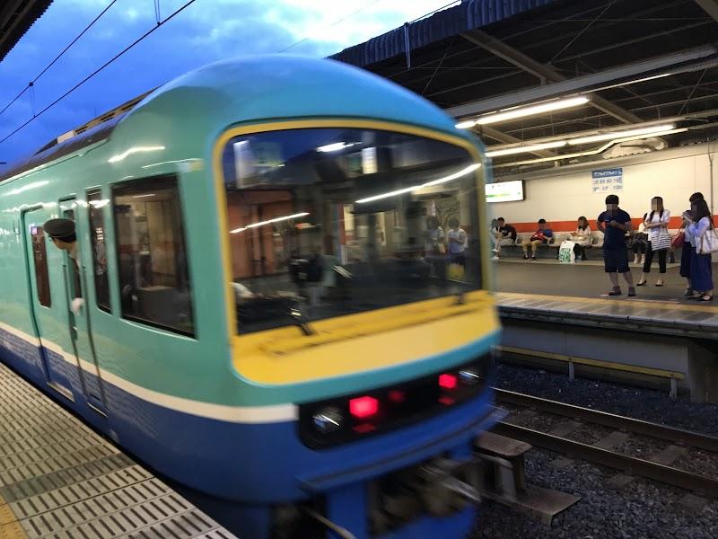 18:56 南浦和駅