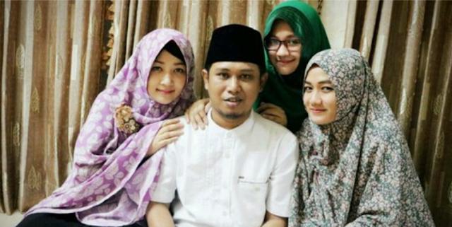 Poligami bahagia lora fadil dengan banyak istri