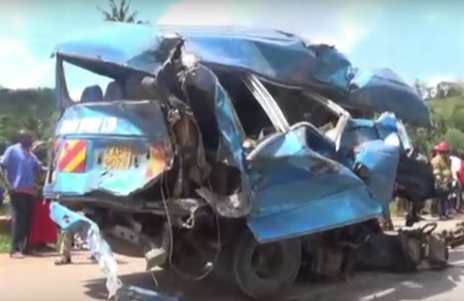 Kaloleni, Makobeni bridge accident