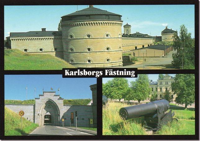 051 Karlsborgs fästning