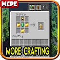 More Crafting Mod for Minecraft PE icon