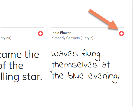 Google Fonts in blogspot einbinden Teil1
