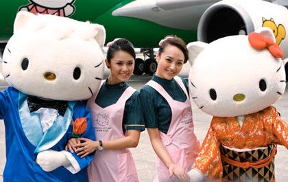 Evaair - hãng hàng không chất lượng nhất Đài Loan