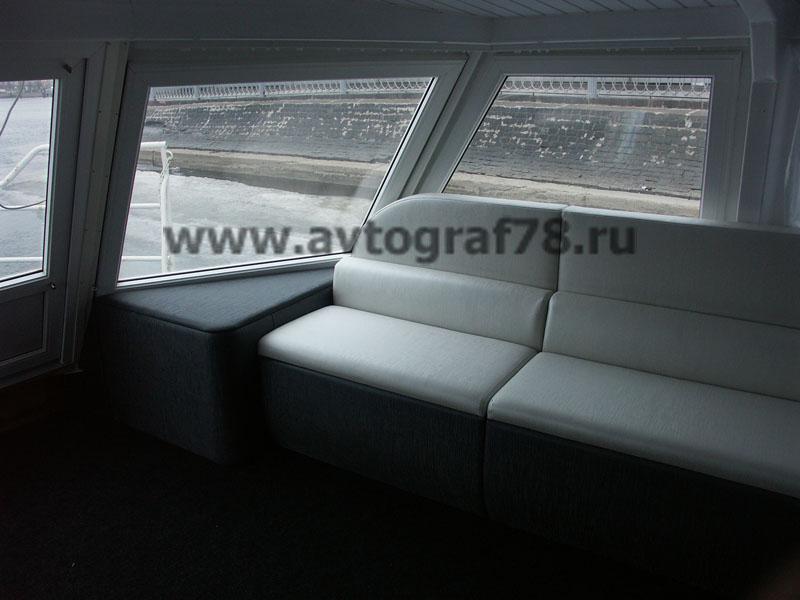 Мебель на заказ (Теплоход)