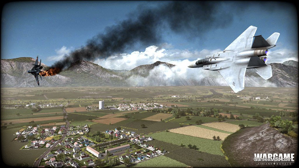 Wargame AirLand Battle MULTi10 PROPHET - Game Screenshot