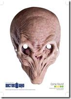 mascaras doctor who (7)