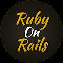 Ruby On Rails (ROR) Tutorial icon
