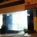 Fumaça na Caixa Econômica de Ruy Barbosa na noite deste sábado (29)