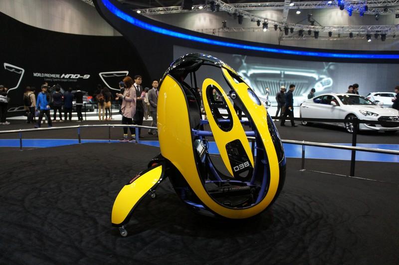 Seoul 2013 Hyundai E4u Concept Video