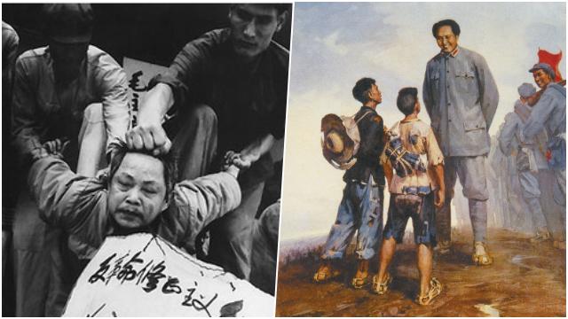 Mao Zedong Melibas Lawan Politik