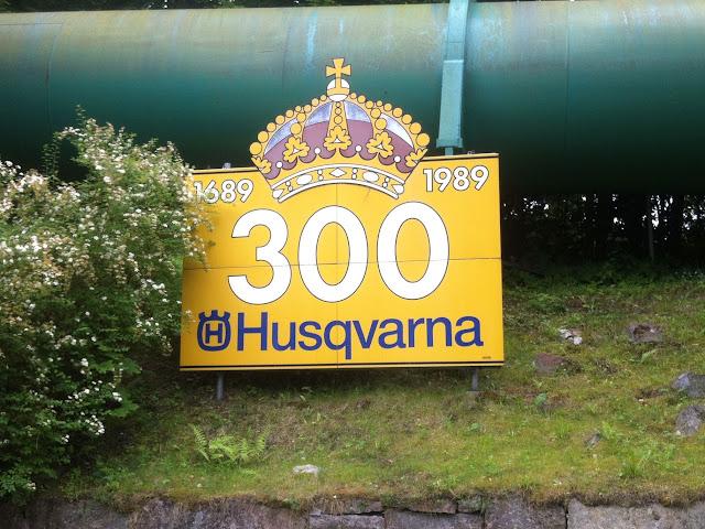 Husqvarna Museum Schweden