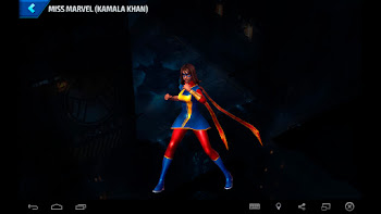 Miss Marvel (Kamala Khan) - All-New, All-Different