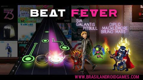 Download Beat Fever: Music Tap Rhythm Game APK - Jogos Android