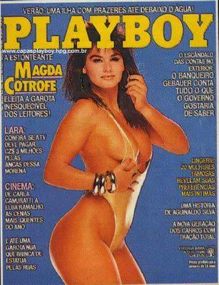 Magda Cotrofe - Playboy 1986