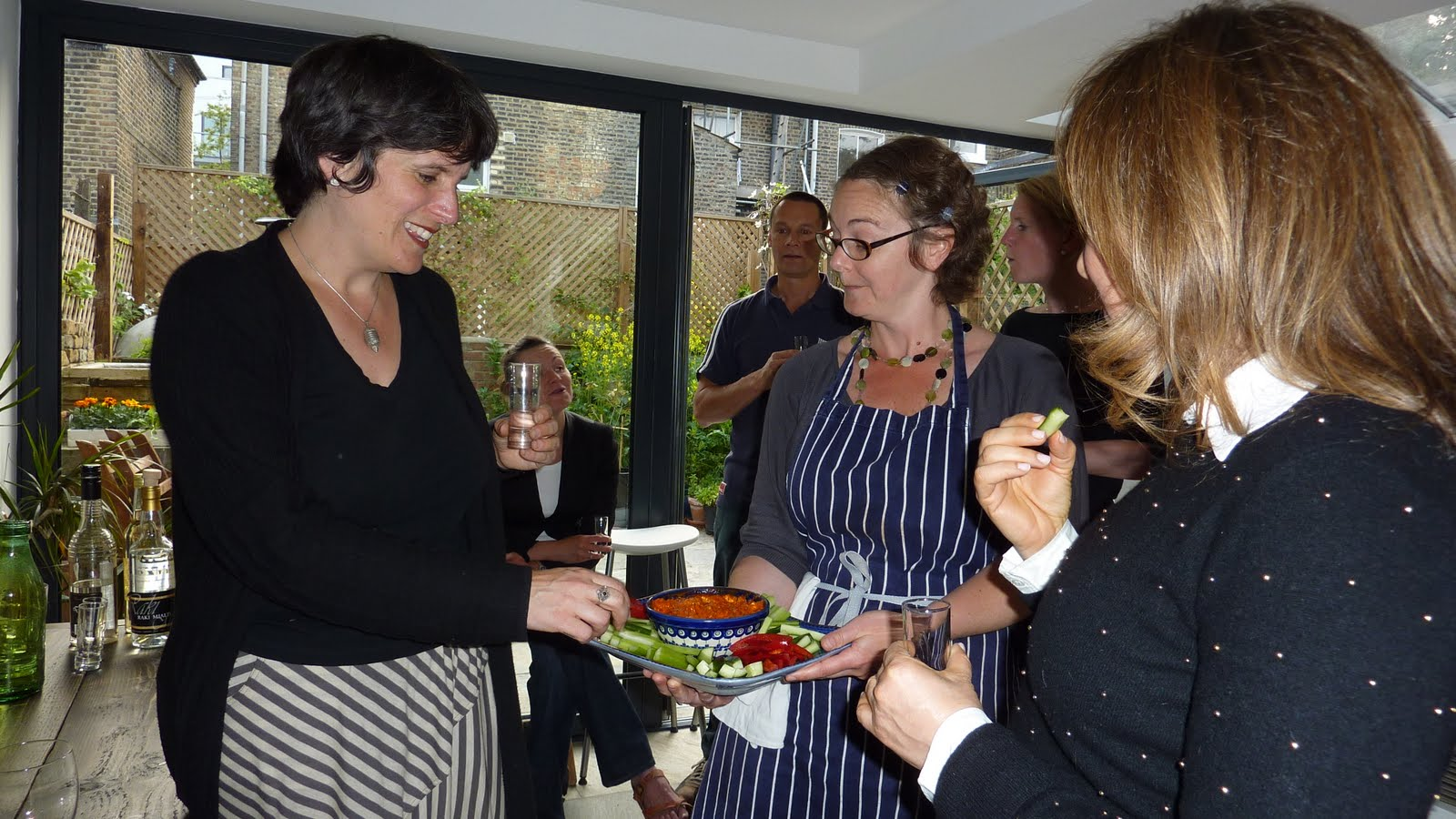 To celebrate the launch of Elizabeth Gowing's new book, Culinary Anthropologist Anna Colquhoun showed you how to cook some of the recipes featured in her book. 5th May 2011.
