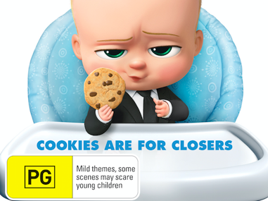 FAMILY: The Boss Baby (+ other stuff)