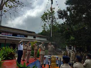 कटिहार/धूमधाम से मनाया गया स्वतंत्रता दिवस