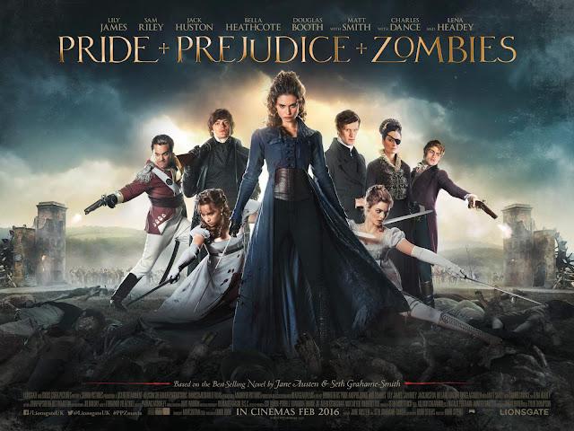 Περηφάνια και Προκατάληψη και Ζόμπι (Pride and Prejudice and Zombies) Wallpaper