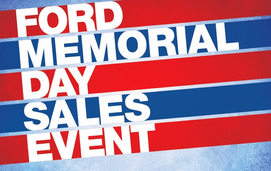 Memorial Day Sale at O'Meara Ford