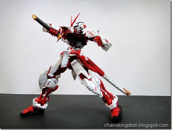 MBF-P02 Gundam Astray Red Frame -010
