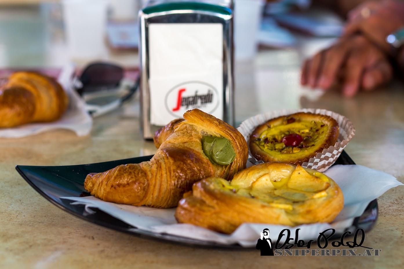 Sizilianisches Frühstück