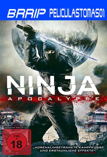 Ninja Apocalypse (2014) BRRip
