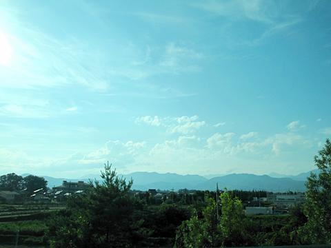 富山地方鉄道「富山東京線」 ・705 車窓 その5