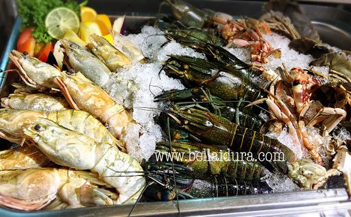 makanan laut terbaik