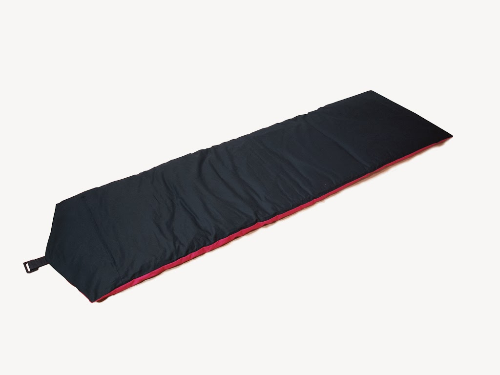Gorone-Roll Folding Portable Futon