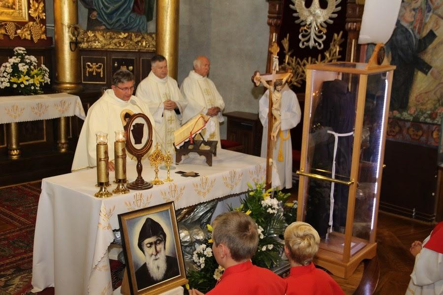 Z relikwiami św. O.Pio w Istebnej - IMG_3457.JPG