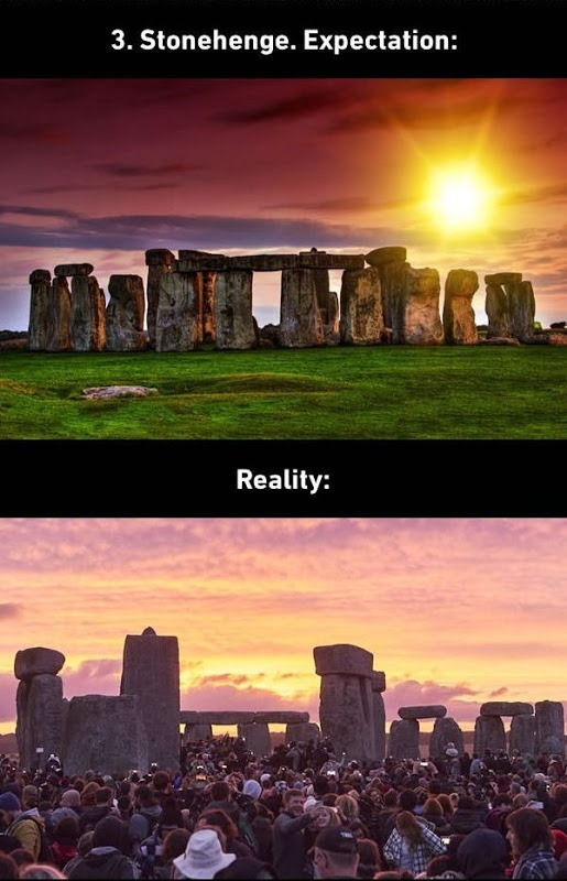 StoneHenge Rocks Expectations vs. Reality
