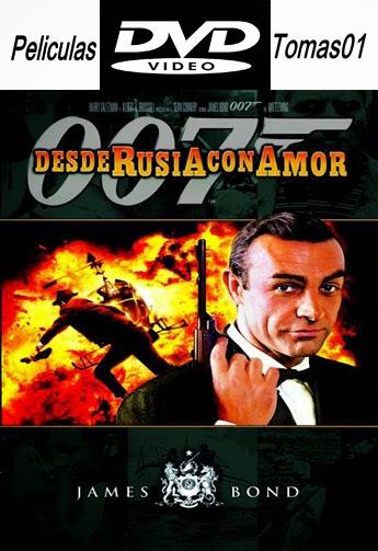007 (2):  De Rusia con Amor (1963) DVDRip