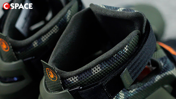 Dunkman Makes An Appearance On The Camo LeBron Soldier 9