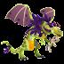 Dragón Bruja Vudú   Voodoo Witcher Dragon