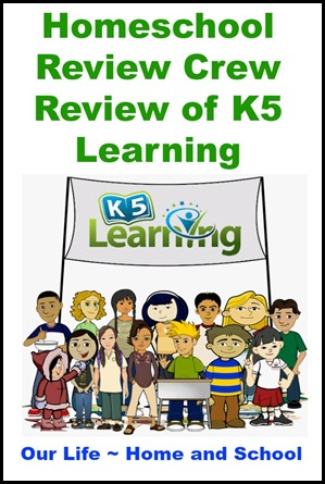 K5 Learning Review