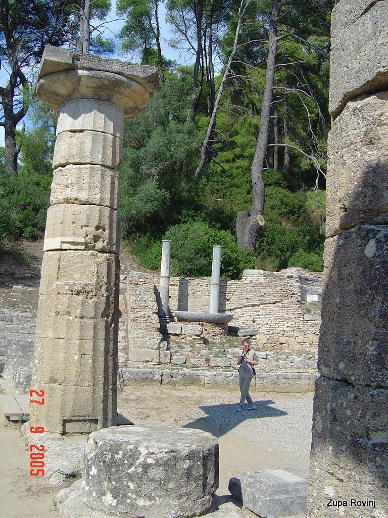 Stopama sv. Pavla po Grčkoj 2005 - DSC05625.JPG