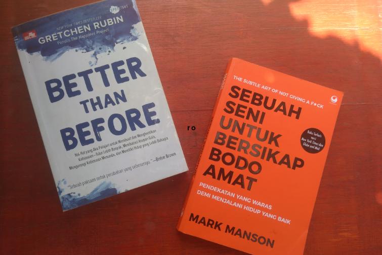 buku bestseller blogger
